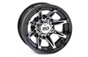 STI Offering 2+5 Offset on HD2se Wheels for Polaris Owners