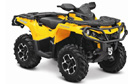 BRP Giving Away Two Can-Am ATVs