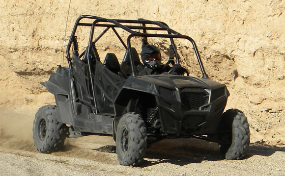 Polaris Ranger RZR XP 4 900 Wounded Warrior Project