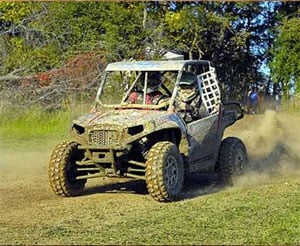 William Yokley GNCC UTV Racing