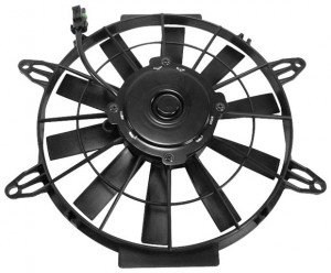 QuadBoss Radiator Fan