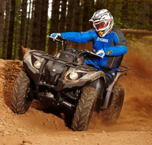 Yamaha Grizzly 450 NHF Day Sweepstakes