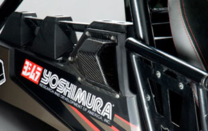 Yoshimura Carbon UTV Parts