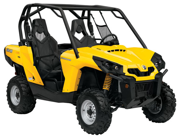 Can-Am Commander Electric UTV