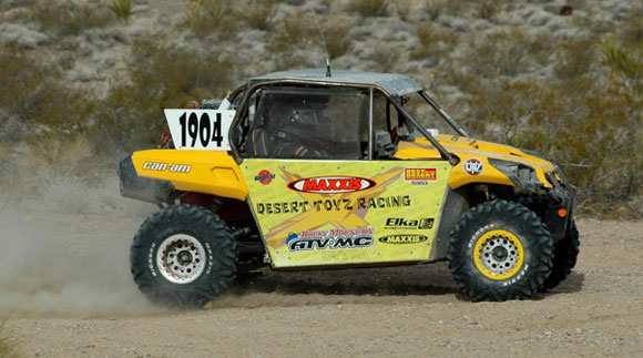 Cory Sappington Desert Mint 400