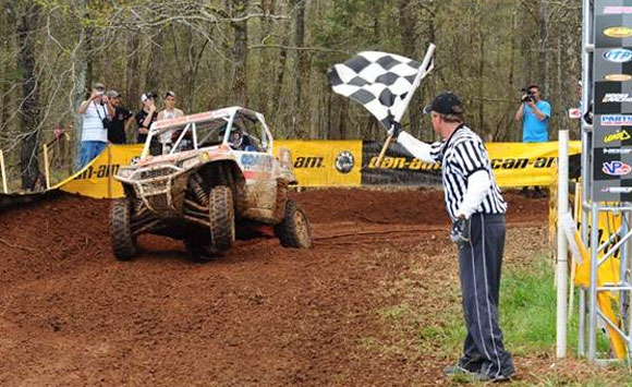 William Yokley Wins at the Maxxis General GNCC