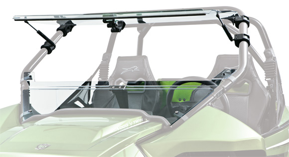Arctic Cat Wildcat Flip Up Windshield