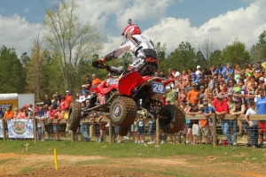 Josh Upperman AMA ATV Motocross