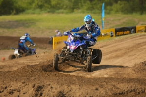 Chad Wienen ATV Motocross (Photo courtesy Ken Hill)