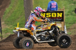 Joel Hetrick ATV Motocross (Photo Courtesy Ken Hill)