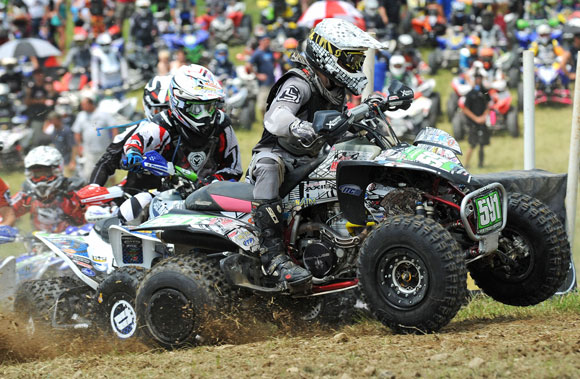 Patrick McGuire Mountaineer Run GNCC (Amy McConnell, XCountry Photos)