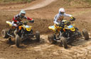 Can-Am Racing Report: ATVMX Round 7, NEATV Round 6