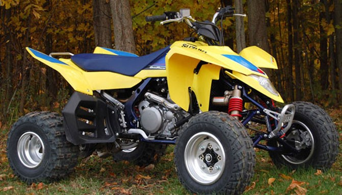 EPA Hits Suzuki with $885,000 Penalty and Other Sanctions - ATV com