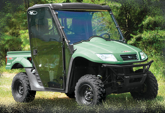 Kymco UXV 500 Hard Enclosure