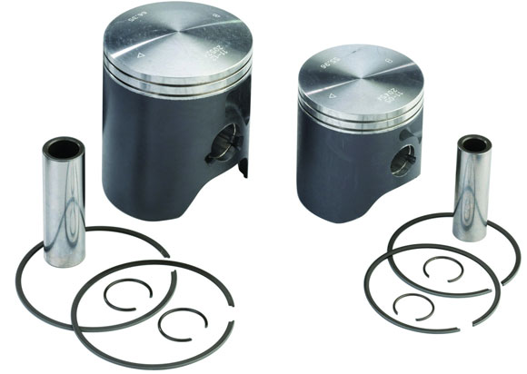 Moose Cast Piston Kits