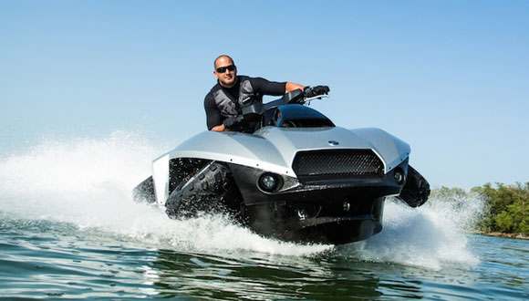 Gibbs Quadski Water