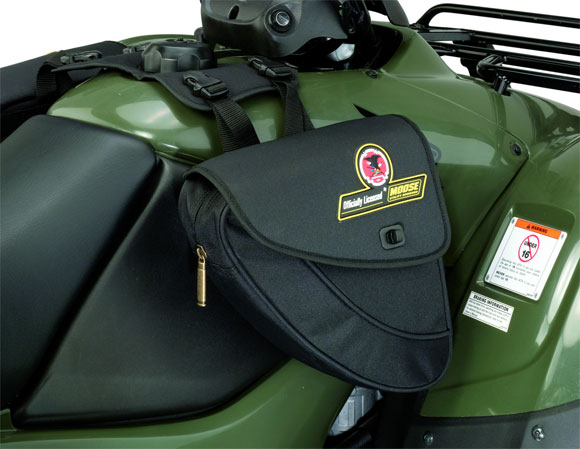 Moose Unveils New Utv Roof Atv Seat And Tank Bag Atv Com