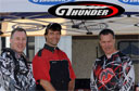 Team GT Thunder I Wins Parts Unlimited GNCC Dealer Challenge