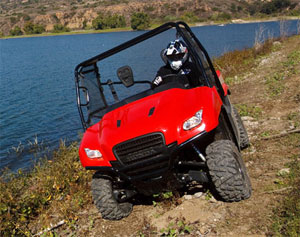 Honda Big Red MUV