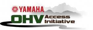 Yamaha OHV Access Initiative Logo