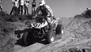 Honda ATV Racing History
