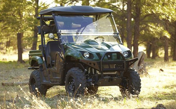 Yamaha Rhino NHF Day Sweepstakes