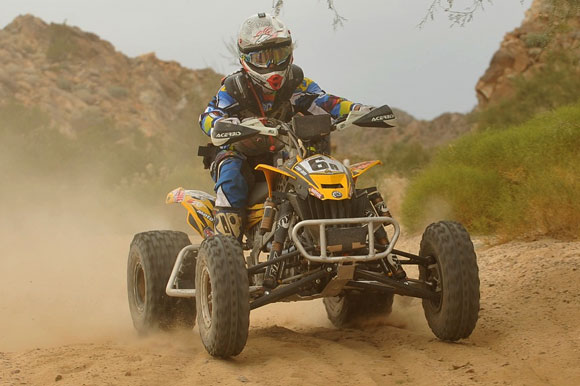 Can-Am Team Baja 1000