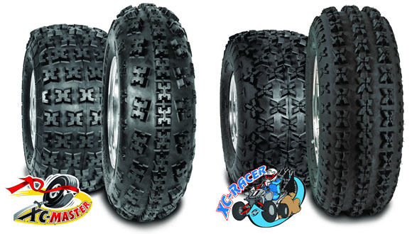 GBC XC-Racer and XC-Master Tires