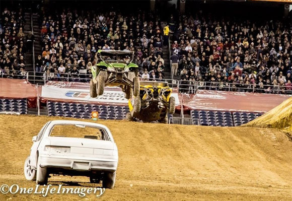 Monster Jam Wildcat