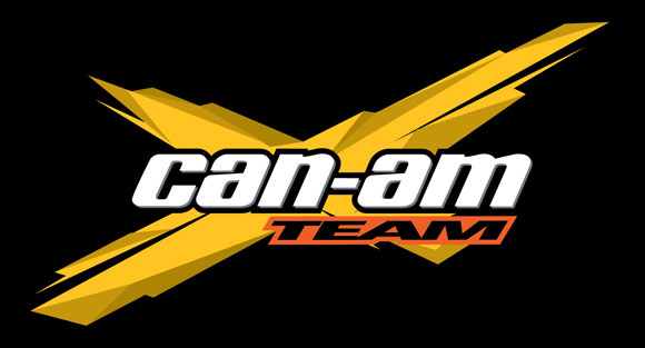 Can-Am X-Team Logo