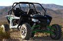 Arctic Cat To Build 50-Inch Wide, Trail Legal Wildcat