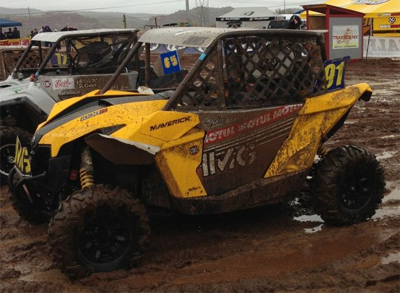 James Hill Can-Am Maverick