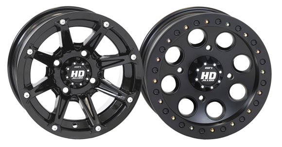 STI HD Alloy Wheels