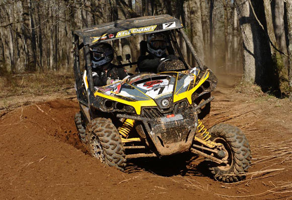 Kyle Chaney GNCC