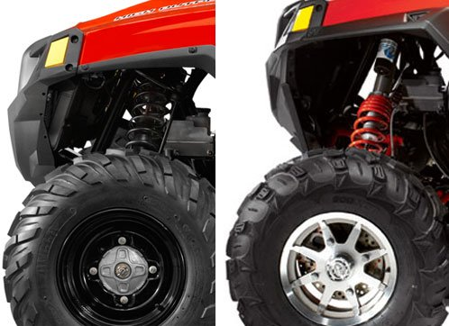 Polaris RZR Comparison
