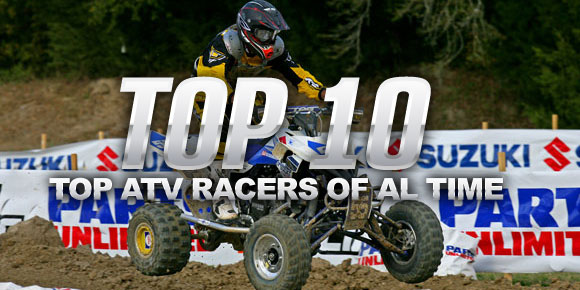 Top 10 ATV Racers