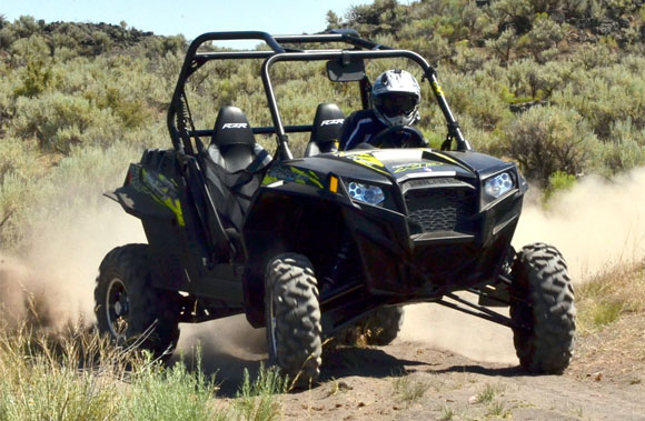 2013 Polaris RZR XP-900 LE Action Slide
