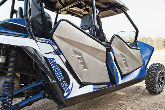 Arctic Cat Wildcat 4 Doors