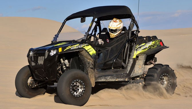 Polaris RZR XP 900 Project: Altitude Adjustments - ATV com