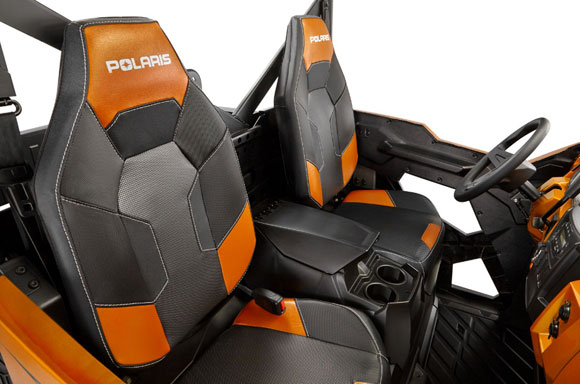 2014 Polaris Ranger XP 900 Deluxe Seats