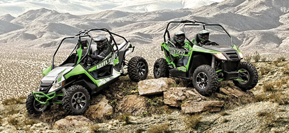 Arctic Cat Wildcat Demos