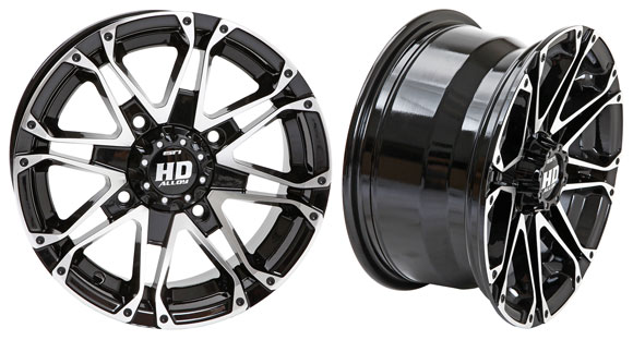 STI H3D Wheels