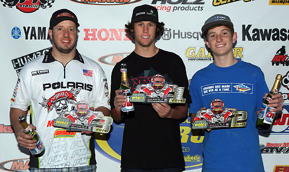 WORCS RZR Podium