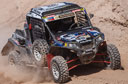 Willy Alcaraz Pilots RZR 900 to Dakar Victory
