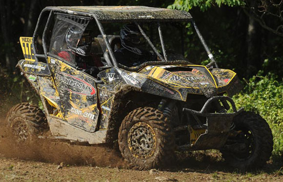 Can-Am Maverick Racing