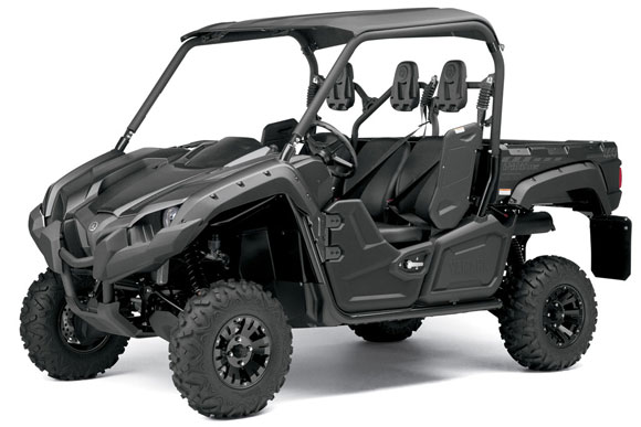 Yamaha Viking Tactical Black