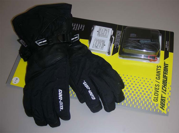 Can-Am Heated Gloves