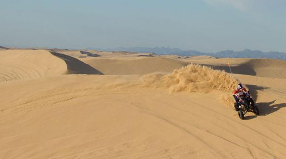 Imperial Sand Dunes Volunteers