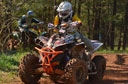Can-Am Racers Sweep 44 Class at Big Buck GNCC