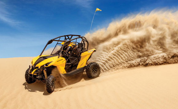 Can-Am Maverick 1000 Desert